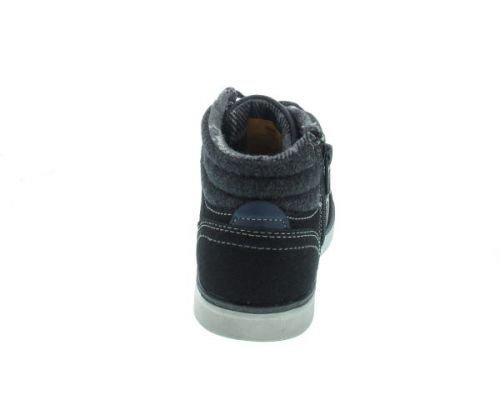 Dockers by Gerli 37CR701, Chaussures de sports extérieurs garçon schwarz