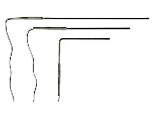 Fluke 5609-9bnd-d secondaire Référence PRT Sonde avec 90degrés Bend, 100Ohm, 1/10,2x 38,1cm