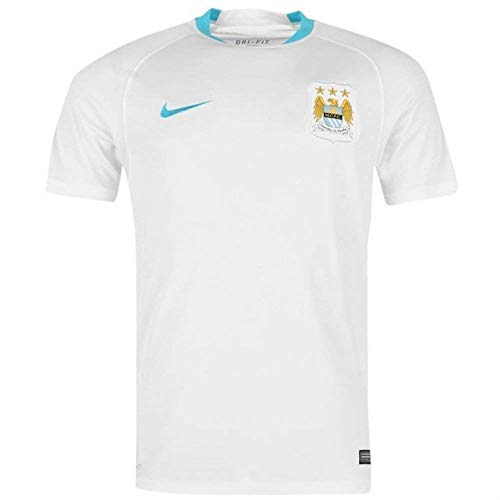 Nike MCFC Flash SS Top Maillot Manchester City 2015/2016 pour Homme