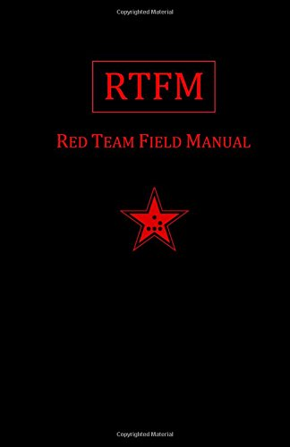 Rtfm: Red Team Field Manual por Ben Clark