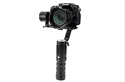 Beholder Gimbal Stabilizer MS-PRO 3-Axis Gimbal Stabilizer MS1 Update Version for Mirrorless Cameras Phones and GoPro from CS PRIORITY