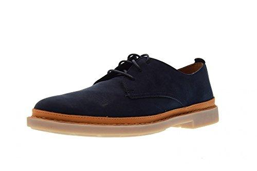 CLARKS Chaussures Homme Lacé 26132508 Bleu