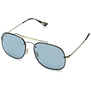 Ray-Ban Unisex Adults' 0RB3583N Sunglasses, Grey (Gold), 58.0