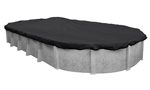 Robelle 381015 Oval über Boden Pools Mesh Winter Cover (24' Oval Above Ground Pools)
