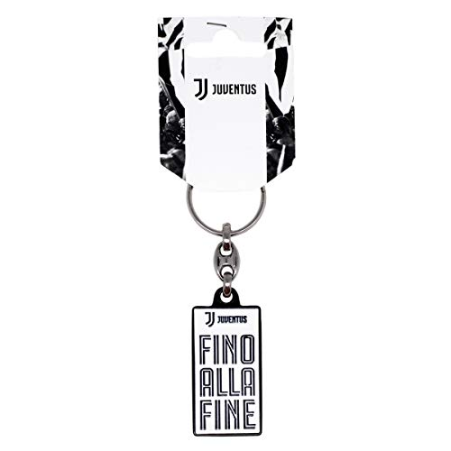 Schlüsselanhänger Juve Juventus Linie offizielles Produkt
