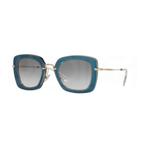 Miu Miu ROY-1E0 Blau 07O Sunglasses Lens Category 2