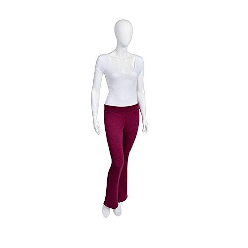 UGG Australia Women's Melody Bootcut Pants (Lonely Hearts heather,XL) (Pants Bootcut-knit)
