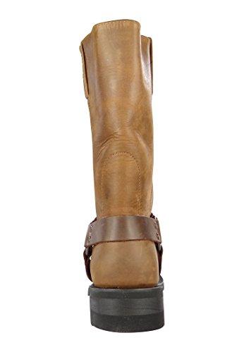 HARLEY DAVIDSON - Boot DARREN - brown brown