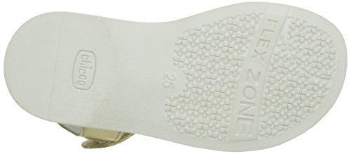 Chicco Sandale Consuelo, Sandales fille Or (10)