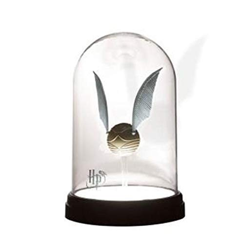 Paladone Products Ltd Z891040 Harry Potter Golden Snitch Lampe Schnatz, Schwarz