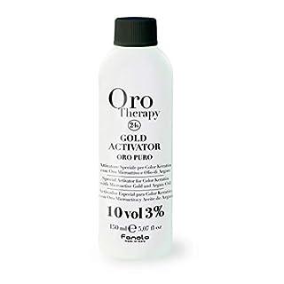 FANOLA Oro Puro Therapy Gold Activator 150ml 12%