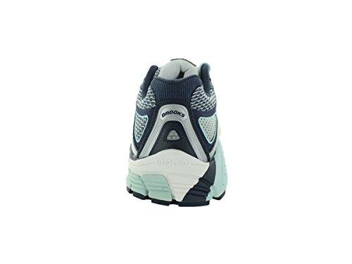 Brooks  Ariel 14 W,  Damen Laufschuhe Navy/Silver