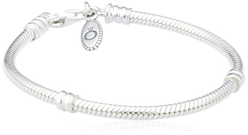 Pandora-Armband-925-Sterlingsilber-mit-Karabinerverschlu