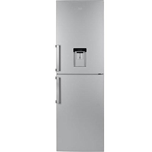 beko-cfp1691ds-silver-60cm-a-frost-free-fridge-freezer-graded