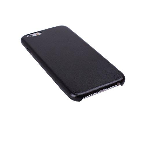 EKINHUI iPhone 5SE 5S Case; Sch¨¹tzende PC harte r¨¹ckseitige Abdeckung Fall mit Druckmuster + TPU Bumper f¨¹r iPhone 5SE, iPhone 5S (Ethnic Tribal Henna-Red) L-Black