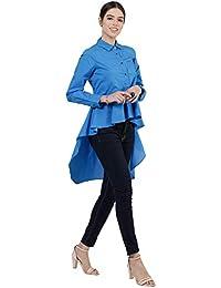 Label RITU KUMAR Women's Regular Fit Shirt