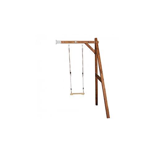 Single Swing Brown Wall mount (FSC 100%)