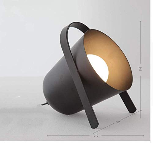 MTXLtd Wandfluter Lichter Lampen Lichter Scheinwerfer Beleuchtung Zeitgenössische U-Typ Dumping Schreibtisch Plug-In Lampe College Schlafzimmer Minimalist Baby Fütterung (Schreibtisch-lampen-college)