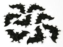 8 petits noir Halloween chauve-souris Vampire Déguisement Bébé Costume canular