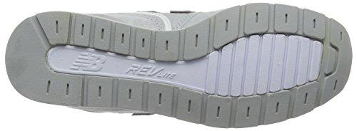 New Balance Herren Mrl996v1 Sneaker Weiß (Arctic Fox)