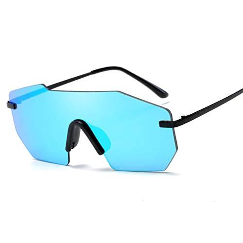 Sonnenbrillen für Damen, Sonnenbrillen Damen Horn Umrandet Klassische Retro Vintage Style Sonnenbrillen Voller UV400-Schutz,C