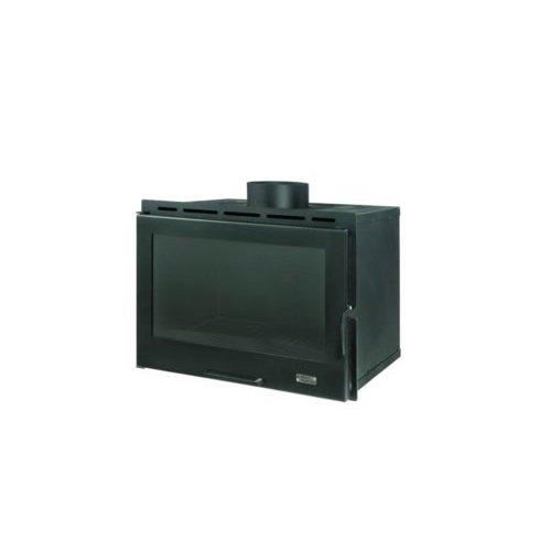 Caminetti inserto a legna l-90 ventilato kw 18