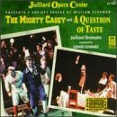Mighty Casey: A Baseball Opera by W. Schuman