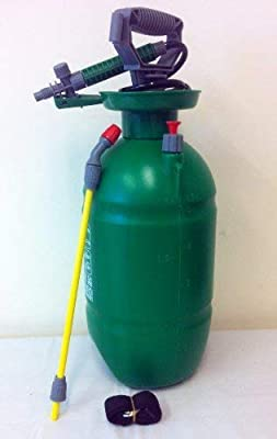 Garden Fence Pressure Sprayer. 5 Litre DECKING Timber Wood Stain Treatments