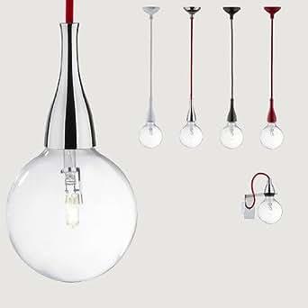 IDEAL LUX - Ampoule LAMPADINA E27 42W GLOBO - Lot de 10 - IDEAL LUX - ILX-41766