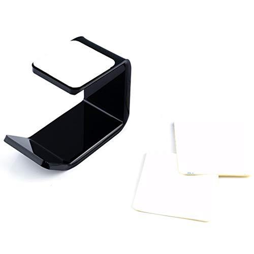Kopfhörerhalter Headset-Aufbewahrungsbox Wandhalterung Headset Wandhalterung Kopfhörerständerhalterung Wandhalterung Rone Leben Rack Headphone Hanger