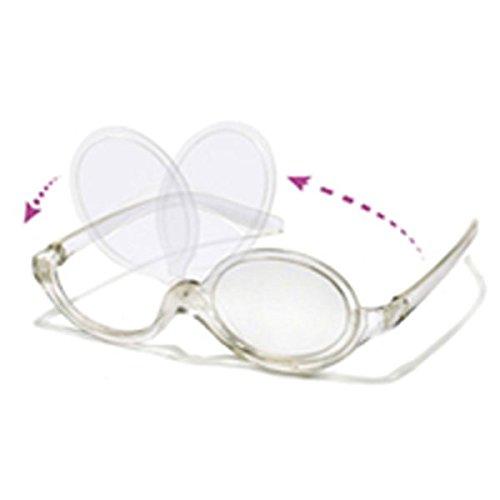 Gafas Maquillarse Pasta Transparente +3.5 dioptrias