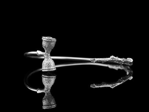 Kostenlos Samen (EUKALYPTUS | Armreif aus 925er Silber (Kostenlose Lieferung))