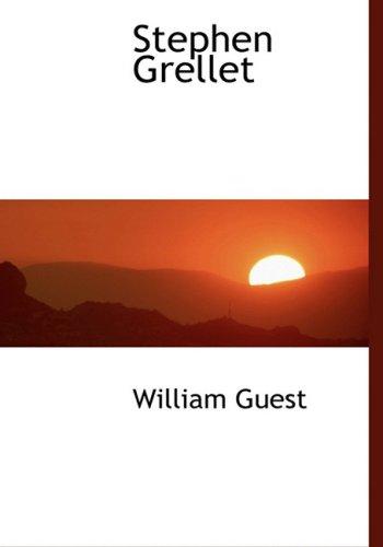 Stephen Grellet (Large Print Edition)