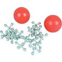Tobar - Gioco Da Tavola Jacks - Gomma Bouncy Balls