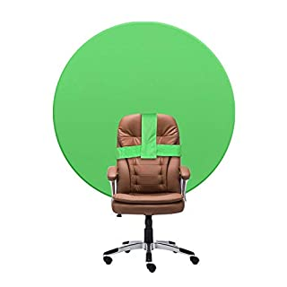 ANYOYO Portable Camera Background -Collapsible Chroma Key Panel for Background Removal with Auto-Locking Frame, Photo Backdrop, Video Studio, 56