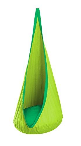 La Siesta - Joki, Poltroncina pensile per bambini, colore: Verde (froggy grün)