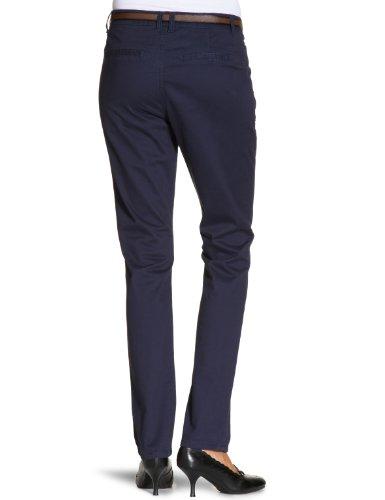Vero Moda - Pantaloni, chino, donna Blu (Blau (Dark Navy))