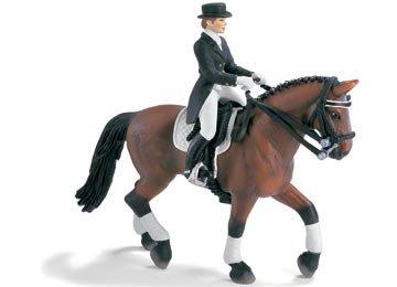 urreit Set mit 13296 Hannoveraner Pferd [Spielzeug] ()