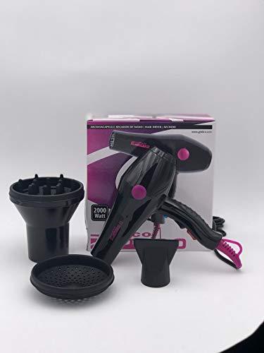 Kit secador + Difusor | secador giubra Eco Jet 2.02000W-Difusor Universal Doble