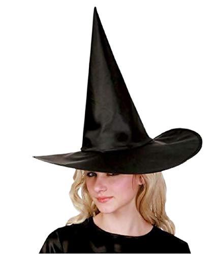 Inception pro infinite cappello da strega - colore nero - travestimento - halloween - carnevale - bambini - donna - uomo - unisex