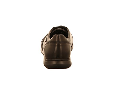 Mephisto  Manuel 4300 schw, Chaussures de ville à lacets pour homme Noir Noir Noir
