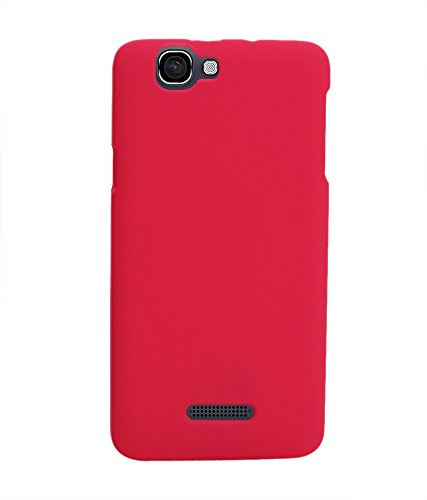 Back Cover for Micromax Canvas A120 - Pink  available at amazon for Rs.199
