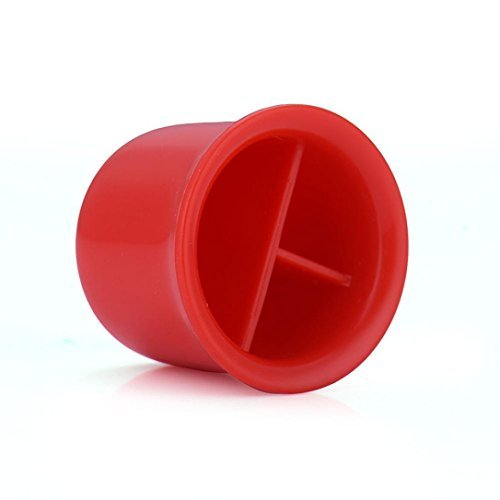 SANNYSIS Sexy Lip Enhancer Plumper Pump Natural Fuller Double Lobed Full Lips Tool (A)