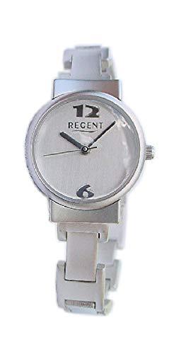 Regent 2699 Montre analogique à Quartz pour Femme avec Bracelet en métal