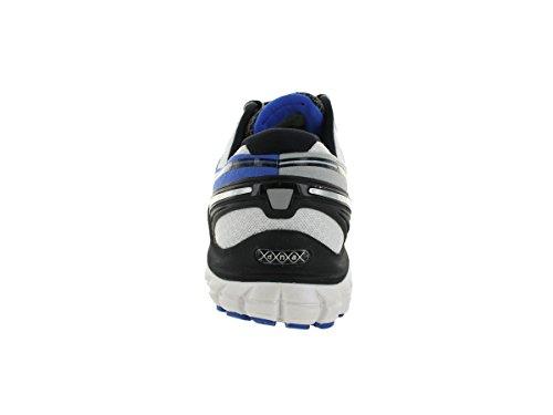 Brooks Transcend Laufschuh Blau Grau