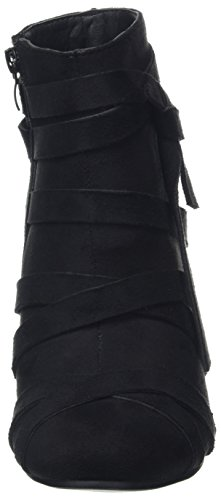 Joe Browns Ladies Creative Ricamato Stivali Stivali, Nero Nero (nero)