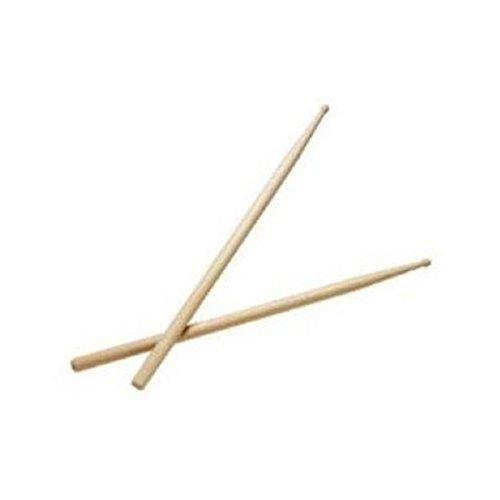 LEORX Paar schwere hölzerne 2b Drumsticks (Große Hölzerne Stöcke)