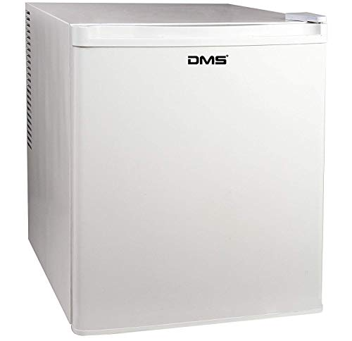 DMS KS-50W Mini Kühlschrank 50 L, Minibar, freistehend Hotelkühlschrank EEK A+ Thermoelektrische Kühlschrank 51 cm Höhe regelbarer Thermostat