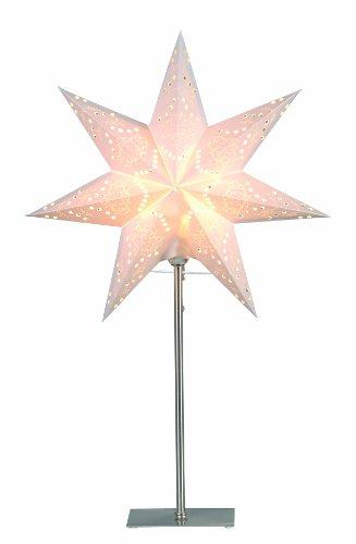fenster beleuchtung Best Season Standleuchte Stern