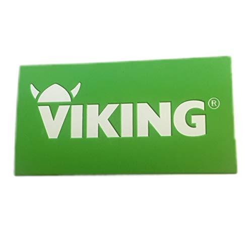 Viking Typenschild Rasenmäher Akku Motorhacken Vertikutierer Dockingstation